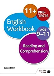 Reading & Comprehension Workbook Age 9-11