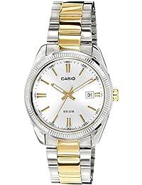CASIO 19859 MTP-1302SG-7A - Reloj Caballero cuarzo brazalete metálico