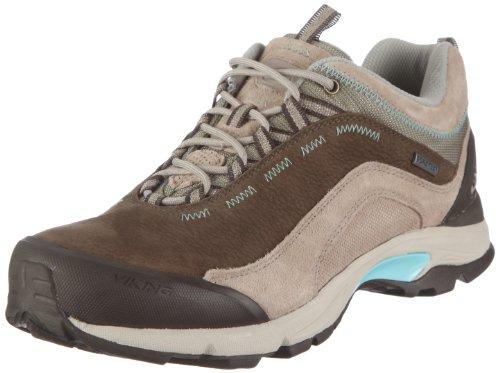 Viking Lady Globe GORE-TEX® 3-41810-9003, Chaussures de marche femme Marron-TR-E4-3