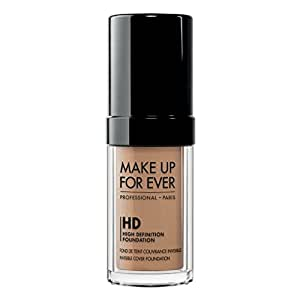 make up for ever hd foundation 123 d233sert amazonde