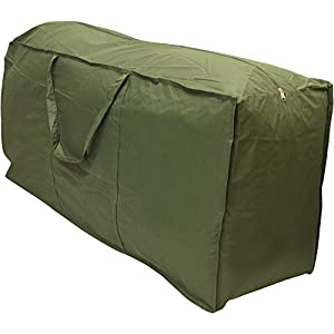 Woodside Heavy Duty Outdoor Garden Furniture Cushion Storage Bag Case