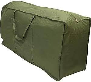 woodside aufbewahrungstasche f r gartenm bel auflagen strapazierf hig wasserdicht amazon. Black Bedroom Furniture Sets. Home Design Ideas
