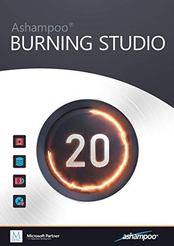Burning Studio 20 - Brennen - Kopieren - Sichern Das Multimedia Genie für Filme, Fotos, Musik und Daten für Windows 10 / 8.1 / 7