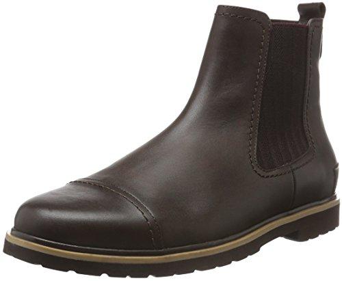 Ganter Herren Giacomo W, Weite G Chelsea Boots, Braun (Espresso 2000), 43 EU (9 UK)