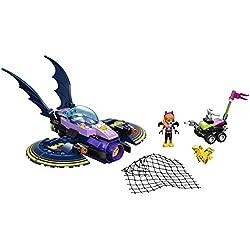 LEGO DC Super Hero Girls 41230 - Set Costruzioni L'Inseguimento sul Bat Jet di Batgirl