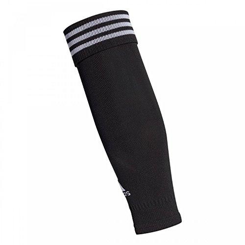 adidas Herren Team Sleeve 18 Strümpfe, Black/White, 4648