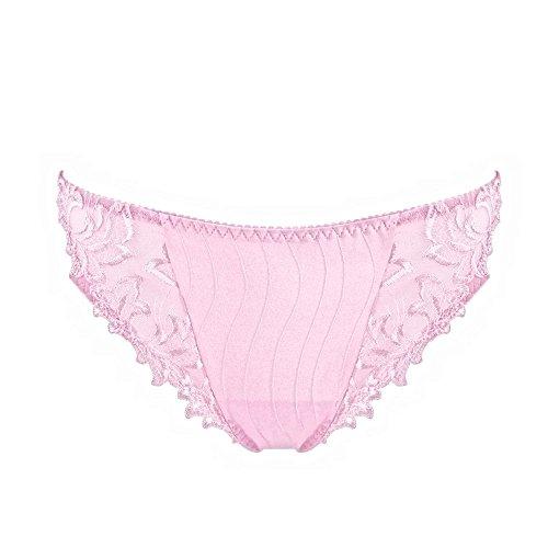 Prima Donna - DEAUVILLE | Slip Ein luxuriöser, undurchsichtiger Rioslip, mit einer zierlichen Stickerei an den Beinabschlüssen gefertigt (0561810) Fifties Pink/ Rosa