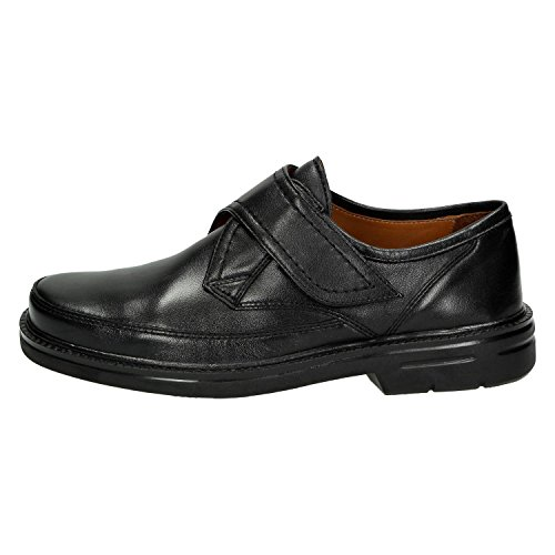 Sioux Manfred, Mocassins (loafers) homme Noir - Noir