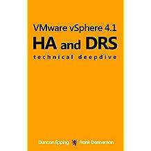 VMware vSphere 4.1 HA and DRS technical deepdive (English Edition)