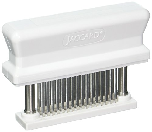 Jaccard 200348 Supertendermatic 48-Blade Tenderizer, Plastic, White