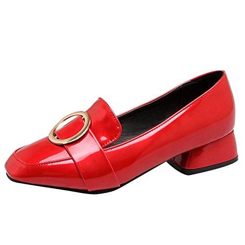 Zapatos Misssasa Para Mujer Con Tacón Bajo Zapatos Elegantes Para Mujer Mary Jane