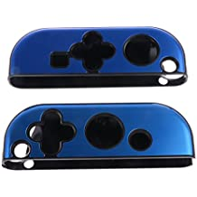 Protective Carry Hard Case Cover For Nintendo Switch Game Controller Blue