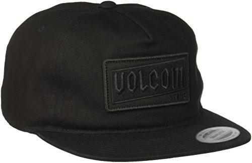 Volcom Rotor Snapback Schwarz Hut, Ink Black, One Size (Kappe Und Rotor)