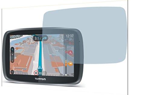 2x ANTIREFLEX matt Schutzfolie für TomTom GO 500, 510 World, 5100 World, 5000 Premium Bildschirmschutzfolie Displayschutzfolie Schutzhülle Bildschirmschutz Bildschirmfolie Folie