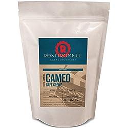 Grains de café CAMEO - Caffè Crema - Special Edition - chocolats, de moyenne résistance, à la main crémeuse artisanale de grains de café torréfié - idéal pour machine à café automatique