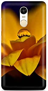 AKMOBI Designer Hard Back Case Cover For Xiaomi Redmi Note 4