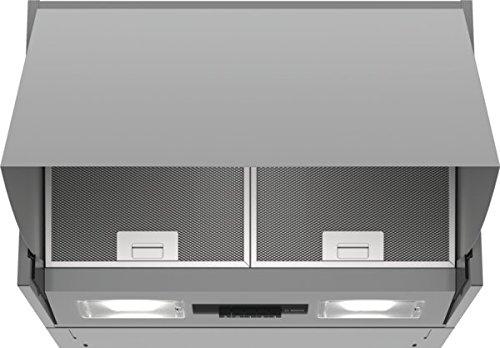 Bosch DEM66AC00 Dunstabzugshaube / Zwischenbauhaube / 59,9 cm / Metallfettfilter