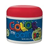 Color My Bath 119 Make Lots of Fizzy, Fun, Colorful Baths with 200 Red, Blue & Yellow Tablets in the Jar, 2.65 Oz.