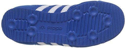 adidas Dragon CF C Unisex-Kinder Sneakers Blau (bluebird/running White Ftw/running White Ftw)