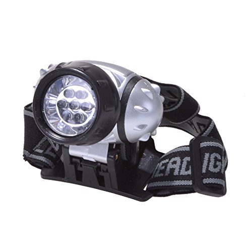 Preisvergleich Produktbild Filmer 36157 Stirnlampe, 7 LED's, 3 Funktionen
