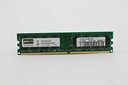 TAB Austria PARTS F4F PC RAM Speicher D2-800 2GB DDR2 DIMM -