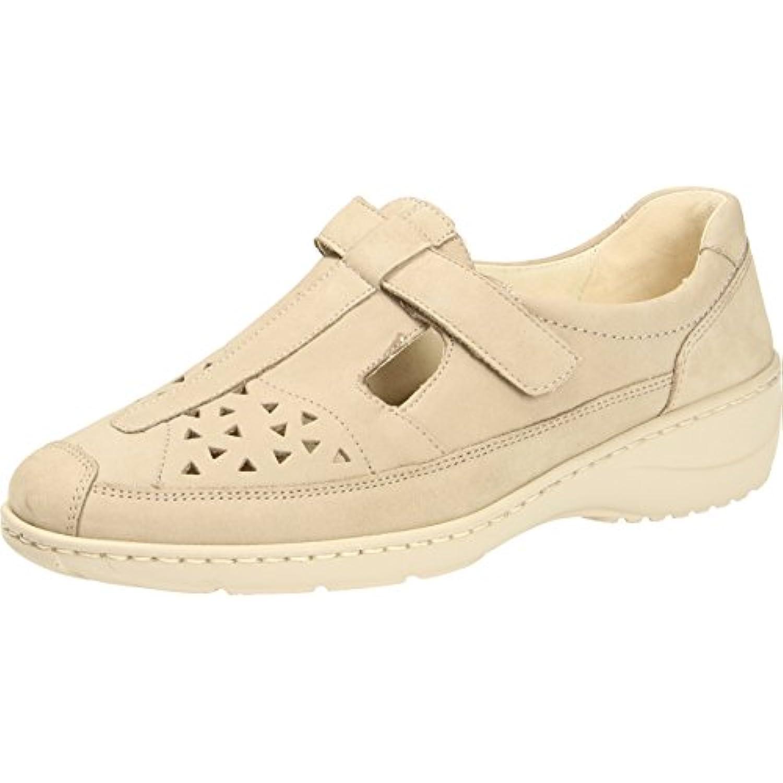 Waldläufer Femmes Chaussures Basses - Corda Beige, (Corda) 607312191/094 - B01NA78SC9 - Basses a4d0a5