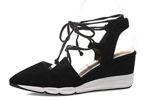 Beauqueen Pumps Sommer Frauen Spitz-Zeh Krawatten Kreuz Strap Low Heel Vintage Casual Work Schuhe Europa Standard Größe 34-39 Silver