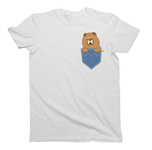 uomo-e-donna-chow-chow-pocket-dog-unique-t-shirt-mens-ladies-unisex-fit-gift-animal