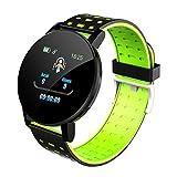Cadiyo Touchscreen Smart Watch Sport IP67 Wasserdichter Herzfrequenz-Schlafmonitor Smartwatches