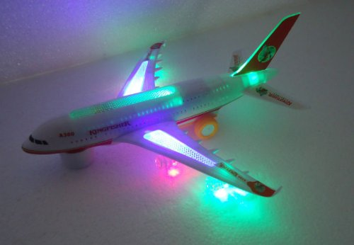 AirBus-A380-Aeroplane-Battery-Operated
