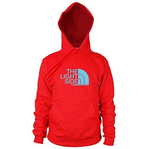 The Light Side - Herren Hooded Sweater, Größe: XXL, Farbe: (Kostüm R2d2 Ideen)