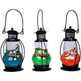 1 Pic Gel Wax Lantern Candle Tealight Candle Holder For Diwali , Home Decoration And Best Gift For Diwali