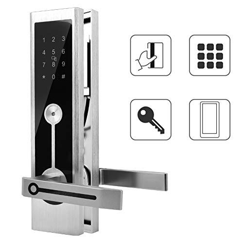 A3 WiFi BT Cerradura de puerta inteligente remota de cifrado, Bloqueo
