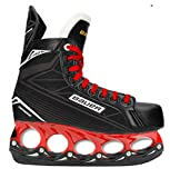 T-Blade 42 Red Bauer tblade Schlittschuhe Supreme Red Edition (42)