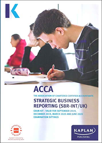 STRATEGIC BUSINESS REPORTING - EXAM KIT