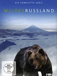Wildes Russland (2 DVDs)