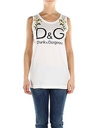 Dolce & Gabbana Tank Top Women - Cotton (F8I76ZHP7KX)