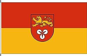 Hochformatflagge Region Hannover - 150 x 500cm - Flagge und Fahne