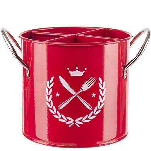 OsmanthusFrag - Cubo almacenamiento utensilios cocina