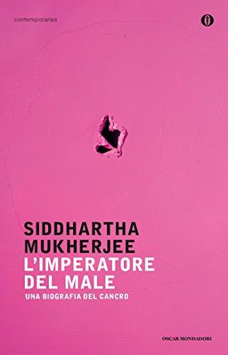 Book's Cover of L'imperatore del male (Italian Edition)