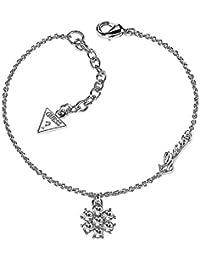 Guess - Bracelet - Acier inoxydable - Cristal - 18.0 cm - UBB21545-S