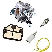 Sharplace Carburatore Linea Filtro Carburante Aria Per Husqvarna 36 41 136 137 141 142 Chainsaw - Trova i prezzi più bassi