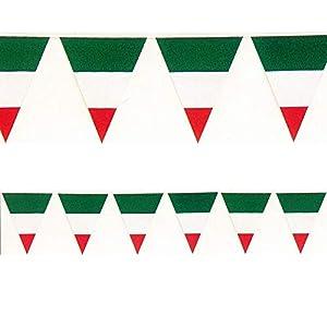 Carnival 04601-Guirnalda, Diseño de Bandera de Italia