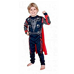 Thor™ costume for children - 3 to 4 years/ Small