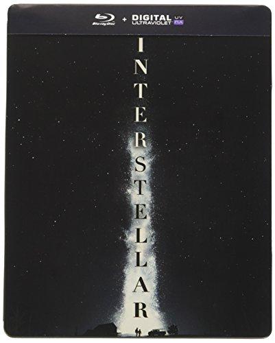 Interstellar - Édition Limitée SteelBook - Blu-ray [Édition SteelBook]