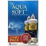 Aqua Soft Sensi Giorgio 9 Multi Purpose Lens Solution (720Ml)