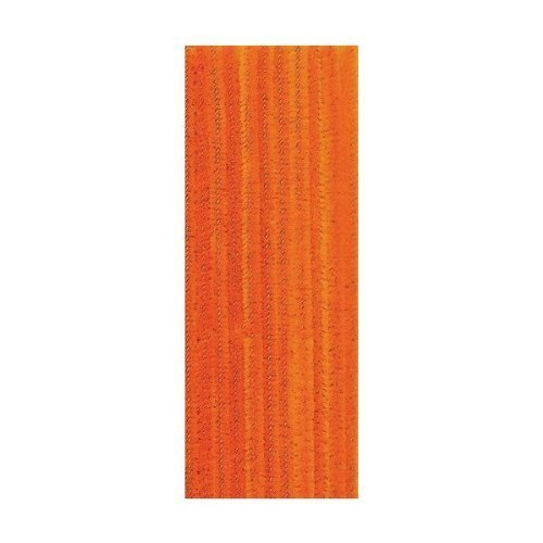 chenille-kraft-all-purpose-single-color-chenille-stems-orange-4mm-pack-of-100-by-chenille-kraft-co