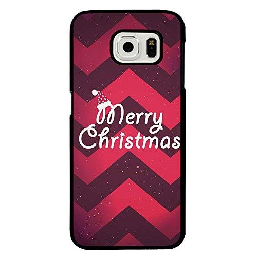 Samsung Galaxy Note 5 Fall, Y & M Fall-Rot Stripes Frohe Weihnachten Hartplastik-Telefon-Fällen für Samsung Galaxy Note 5 -PC / Schwarz Samsung Stripe