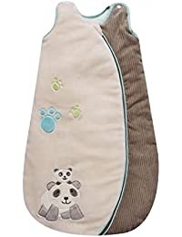 Domiva Pandi Panda saco de dormir para bebé, 70 cm, ...