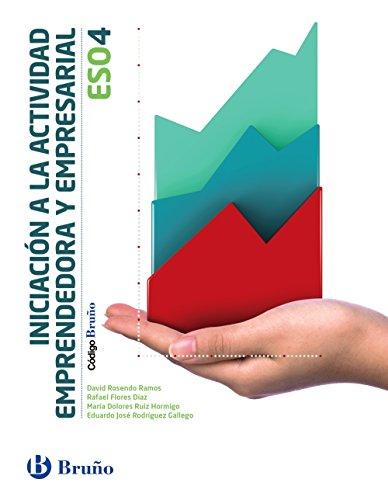 Código Bruño Iniciación a la Actividad Emprendedora y Empresarial 4 ESO - 9788469613627